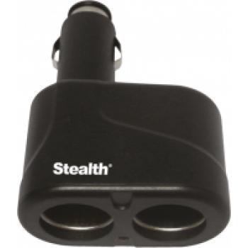 Разветвитель прикуривателя Stealth CH-201