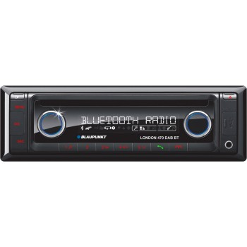 Автомагнитола Blaupunkt London 470 DAB BT
